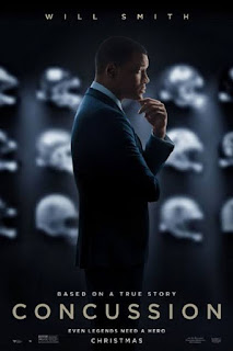 CONCUSSION (2015) Movie Review,