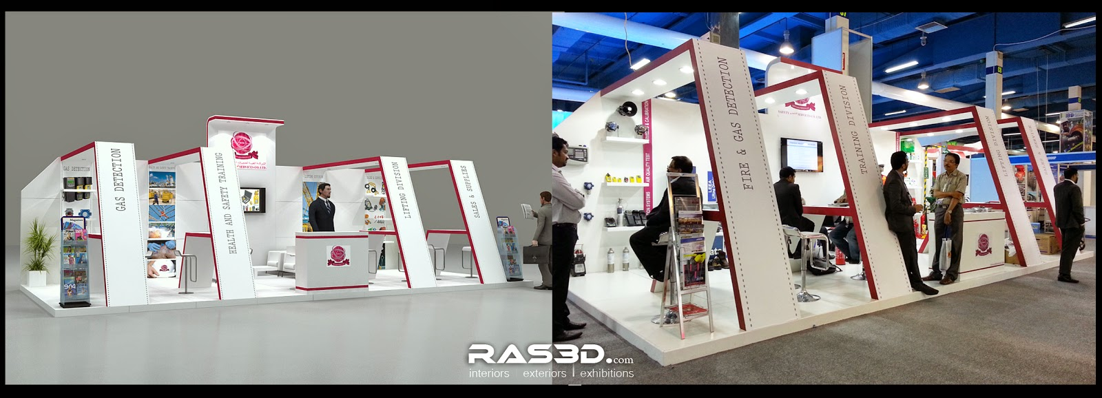 Marketing Exhibition Stand Qatar : D designer visualizer events exhibitions interiors
