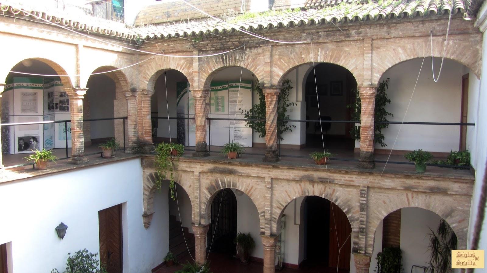 Siglos De Sevilla: Las Casas Más Antiguas De Sevilla