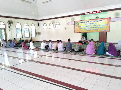 Bimbingan Manasik Haji Madiun