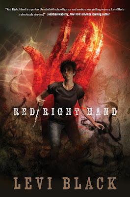 Red Right Hand dark urban fantasy by Levi Black