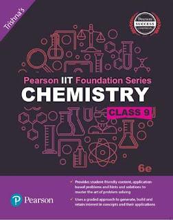 Pearson IIT Foundation Chemistry Class 9, 6e