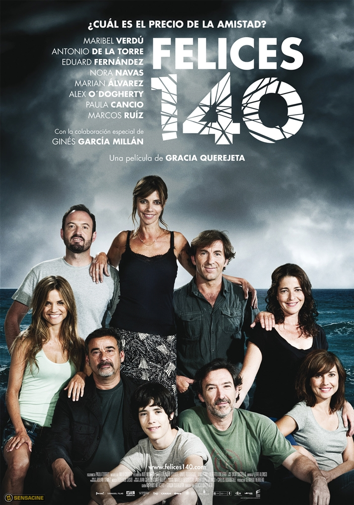 Cartel: Felices 140