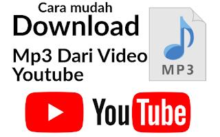 Cara download musik mp3 dari video youtube