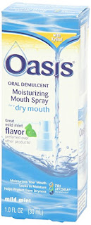 Mouth Moisturising Spray