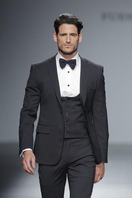 Tendencias en moda nupcial masculina - Foto: www.malefashiontrends.com