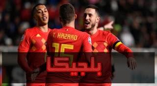 بلجيكا تعزز صدارتها بثنائية ضد قبرص فى تصفيات أمم أوروبا بالفيديو