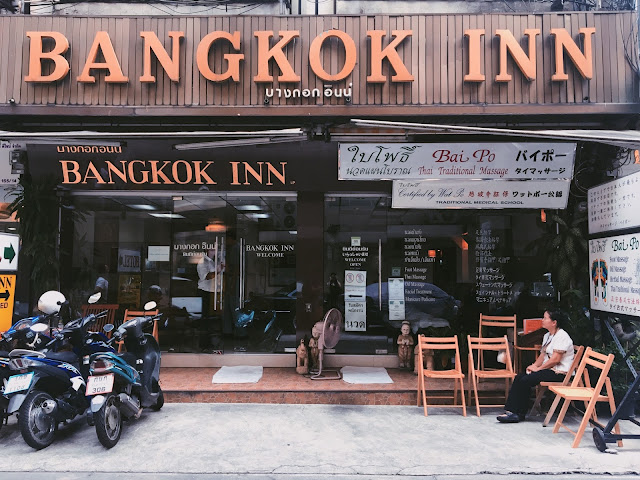 bangkok thailand cheap massage bai po review