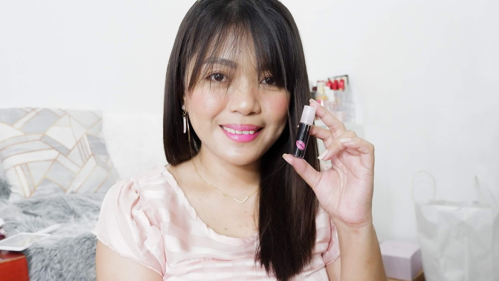 SERLANDO ROSY PINK MOISTURE DEW REVIEW PH