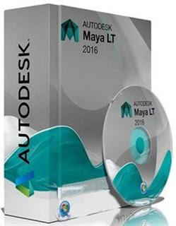 Autodesk Maya LT 2016 x64Bit
