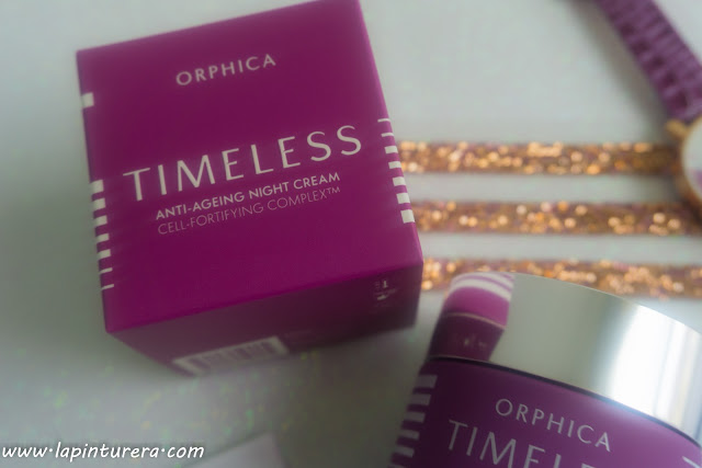 crema timeless caja