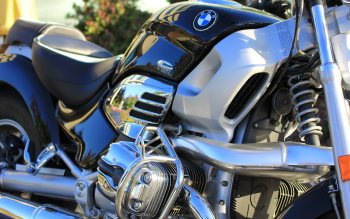 Wallpaper: BMW R1200 Motorcycle