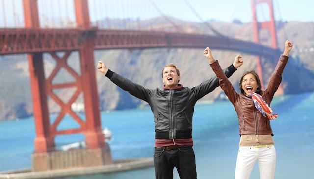 Movimentação de turistas e hospedagens no mês de maio em San Francisco