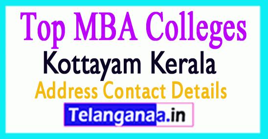 Top MBA Colleges in Kottayam Kerala