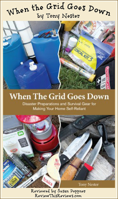 When the Grid Goes Down by Tony Nester, reviewed by Susan Deppner, ReviewThisReviews.com
