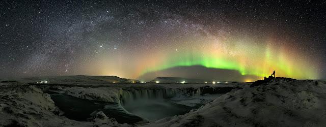 fotos que parecen de un planeta extraterrestre