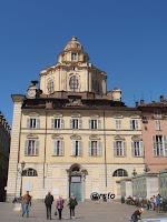 La facciata di San Lorenzo prima