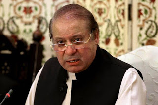 A Former Pakistani Prime Minister Nawaz Sheriff has been handed seven years jail term by anti-corruption court.