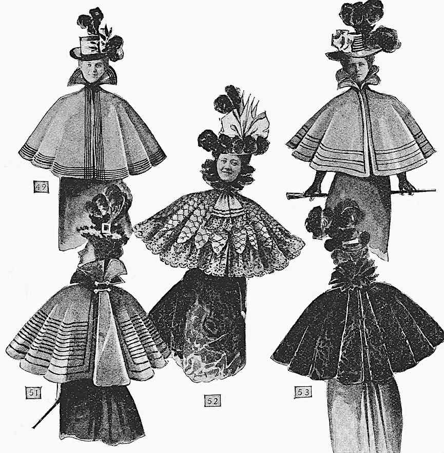 1897 fashion from a catalog