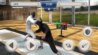 Fencing Swordplay 3D Mod