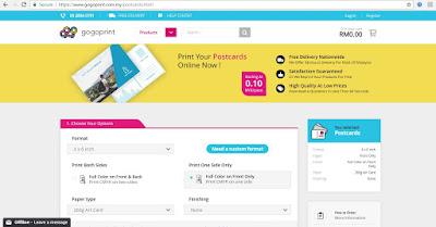 Mudah nya Print Online Dengan Gogoprint