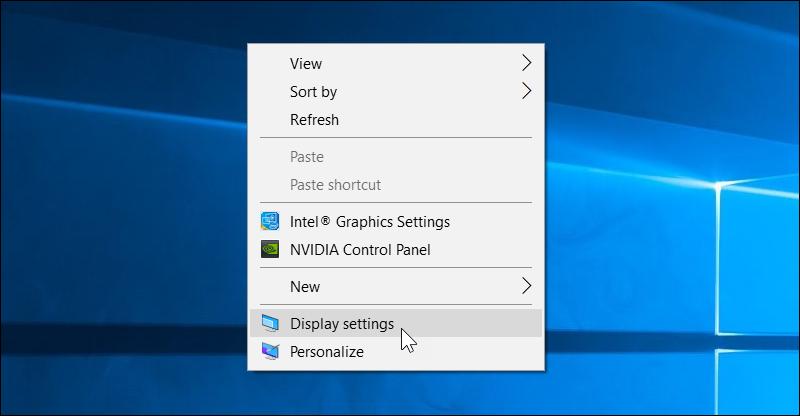 كيفية-تغيير-معدل-تحديث-الشاشة-فى-ويندوز-10