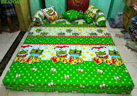 Sofa bed inoac new keroppy 2