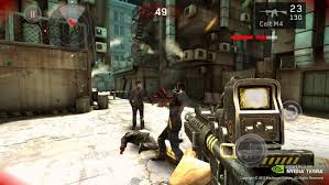 DEAD TRIGGER APK MOD Unlimited Money