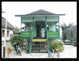 Nama Rumah Adat Kalimantan Selatan
