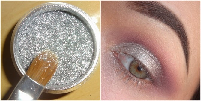 Pigmento Shimmer Super Metal da Mell's Colors