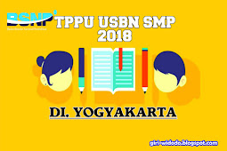 Hasil Latihan TPPU USBN SMP MKKS DIY 2018