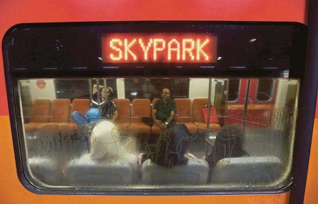 SKYPARK Percuma Sebulan #SPAD #SkyPark