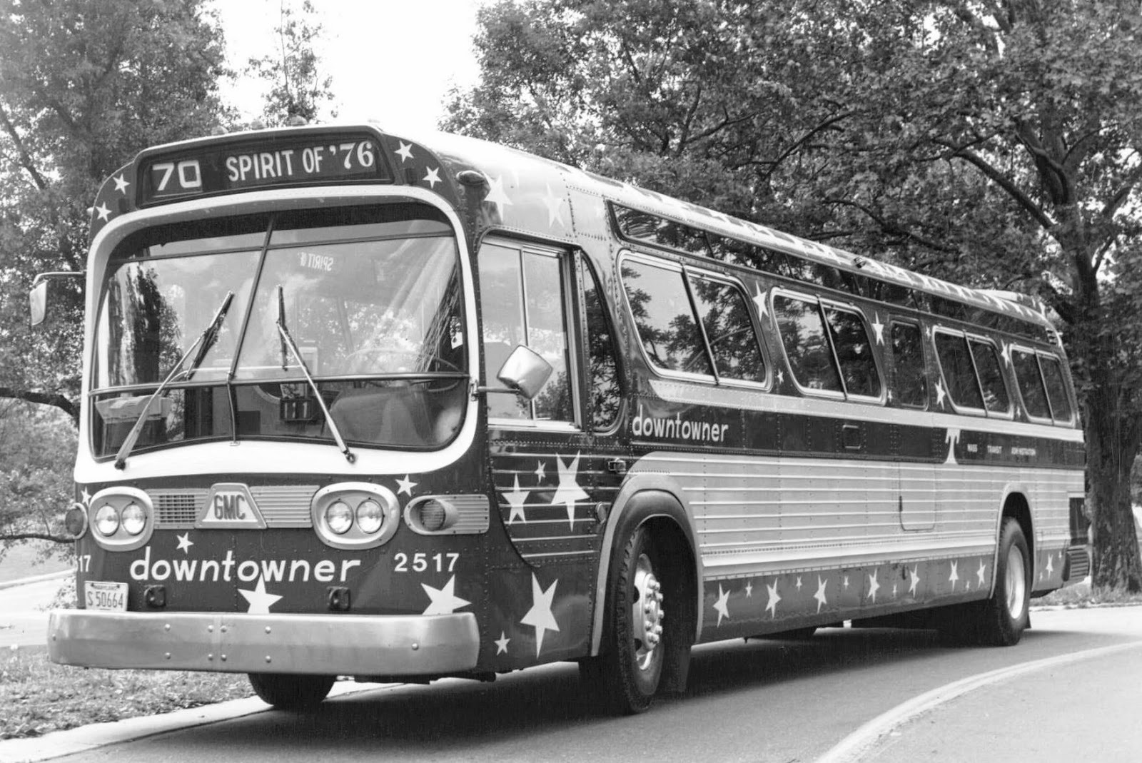 Getting Around Downtown 1976 Style Maryland Transit