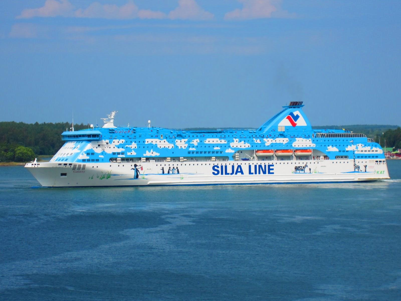 Silja Line Tax Free Aukioloajat
