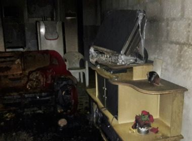 Barreiras: Mulher provoca incêndio e morre após adormecer enquanto fumava