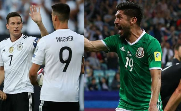 Germany vs Mexico Live Stream