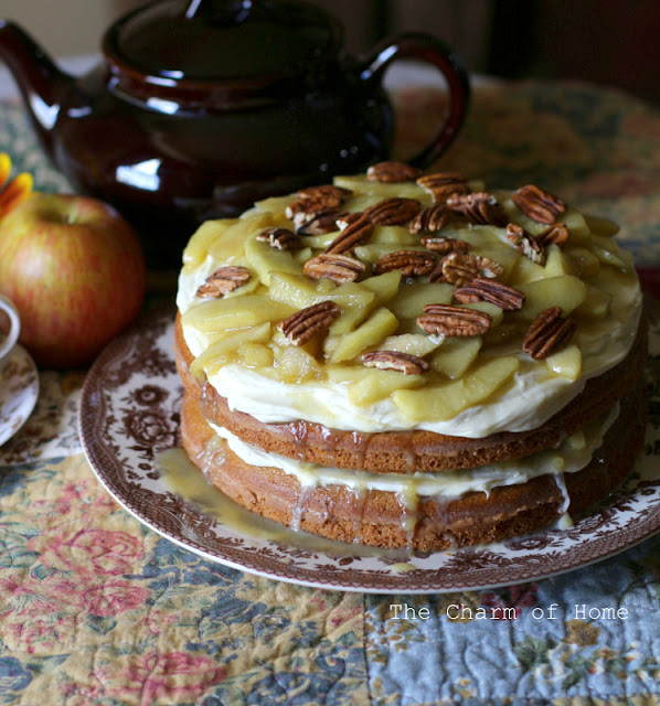 Apple Stack Tea: The Charm of Home