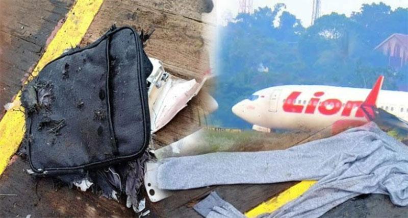 Pesawat Lion Air JT 610 tujuan Jakarta-Pangkal Pinang jatuh di perairan Tanjung Karawang, Isu Hoax Terkait Lion Air JT-610.