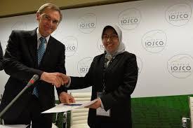 OJK, IOSCO principles, odith adikusuma, opra invest