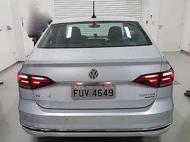 Volkswagen irá transmitir o lançamento do VW Virtus ao vivo