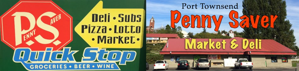 Penny Saver Market and Deli 360-385-2695