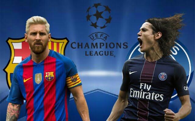 Barcelona x PSG (08/03/2017) - Prognóstico, horário e TV (Champions League)