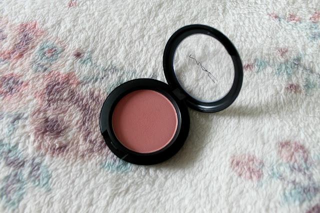 Blush, Blusher, MAC Fleur Power, MAC Blusher Fleur Power, Makeup, Pink, Pretty, Every day Blush, Favourites