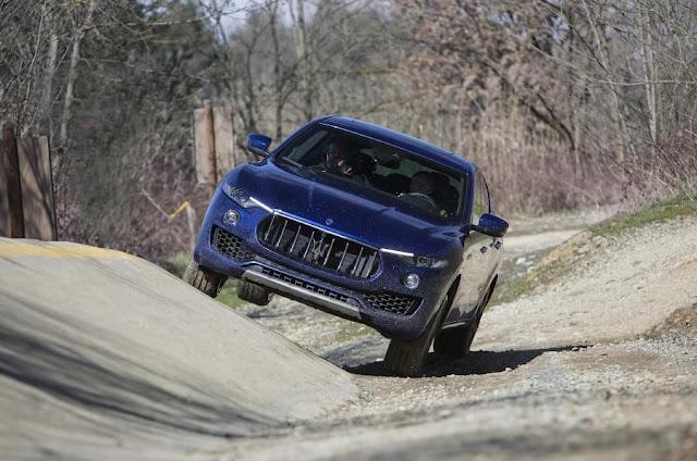 Maserati Levante S SUV 4WD Drive
