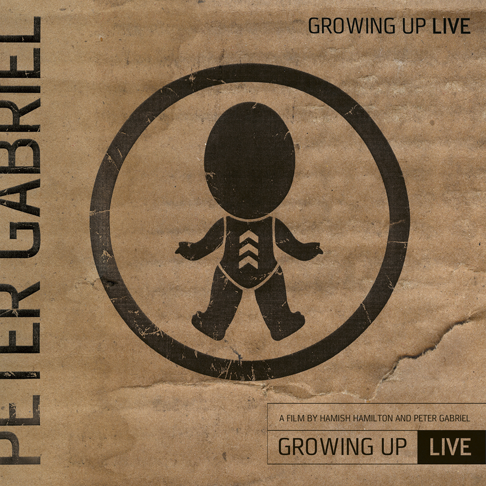 Peter Gabriel - Growing Up Live