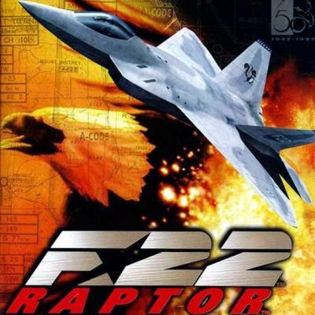 F-22 Raptor Free Download PC Game