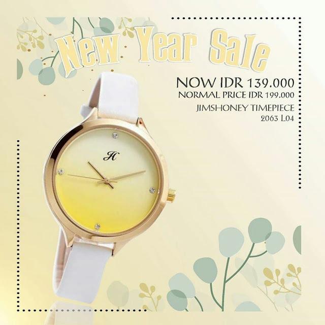 Jimshoney Timepiece 2063