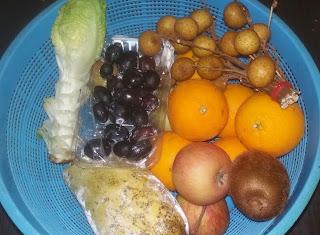 Buah-buahan yang boleh dijadikan sebagai salad