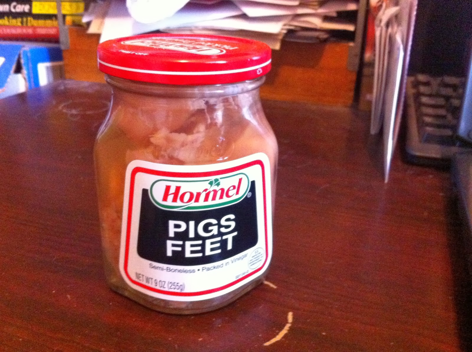 Dispatches From The Lp Op Life List Update No 216 Eat Pigs Feet