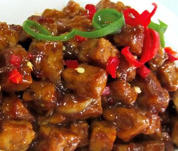 Resep orek tempe basah pedas dan lezat bumbu ulek